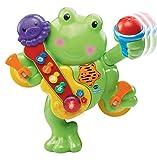 VTech 80-158704 bebé - juguetes de baño - bañando Canta Rana (versión en alemán)