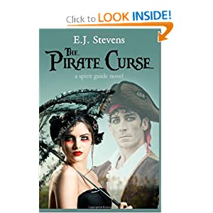 The Pirate Curse (Spirit Guide) (Volume 5) by E. J. Stevens
