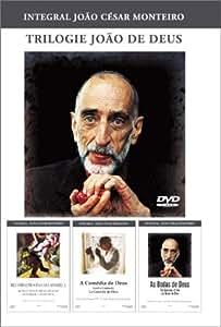 João César Monteiro : La Trilogie - Souvenirs de la maison jaune / La Comédie de Dieu / Les Noces de Dieu - Coffret 3 DVD