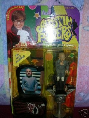 Buy Low Price McFarlane Austin Powers Mini Me Figure (B000LEXC6E)