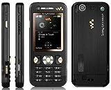 並行輸入 Sony ソニー エリクソン ウォークマン w890i 3G ブラック