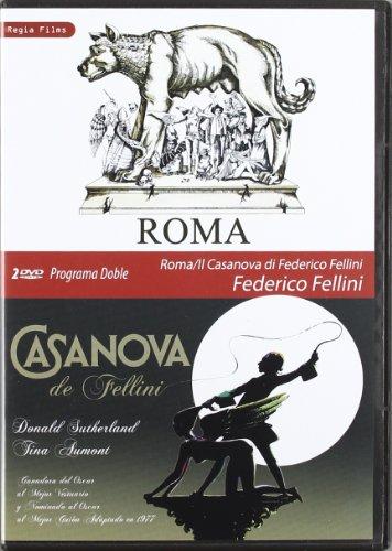 Programa Doble Federico Fellini (Roma Y El Casanova De Fellini) [DVD]