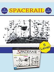 Murmelbahnwelt MB450 Level 5 Spacerail Kugelbahn für Jugendliche 32000mm Laufschiene, No.231-5