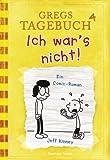 Image of Gregs Tagebuch 4 - Ich war's nicht! (German Edition)