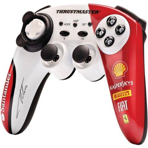 Brand New Thrustmaster Playstation 3/Pc Ferrari Wireless F150 Italia Alonso Edition Gamepad