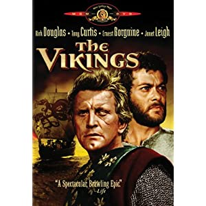 The Vikings starring Tony Curtis.