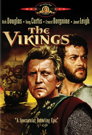 Vikings [DVD] [1958] [Region 1] [US Import] [NTSC]