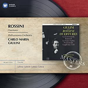 Emi Masters -  Rossini: Overtures