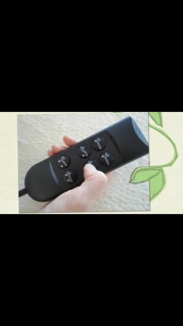 How do you troubleshoot a faulty remote for an adjustable bed?