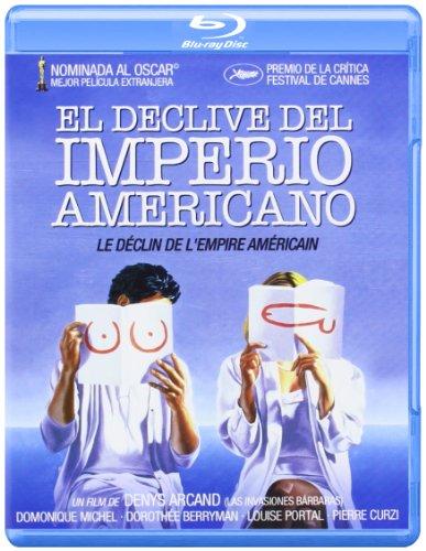 El Declive Del Imperio Americano [Blu-ray]