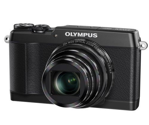 Olympus SH-1 16 MP Digital Camera (Black) Review