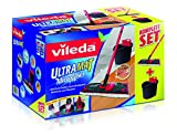 Vileda 132246 Ultramat Complete Set Ultramat System with Ultramat Bucket with Power Press
