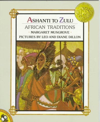 Image for Ashanti to Zulu: African Traditions (Picture Puffin Books)