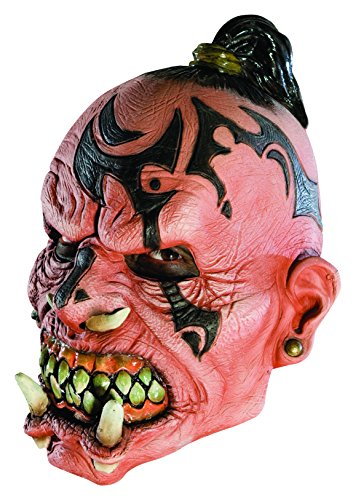 Rubies Child's Headhunter 3/4 Vinyl Mask