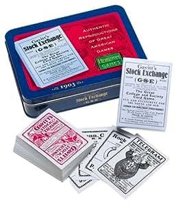 Gavitt's Stock Exchange Board Game