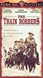 Train Robbers [VHS]