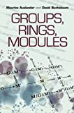 Groups, Rings, Modules (Dover Books on Mathematics)