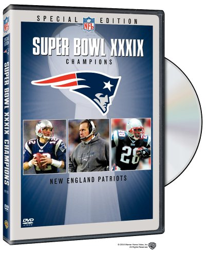 Super Bowl Xxxix - New England Patriots Championship Video Picture