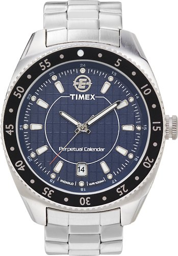 Timex Men's View Perpetual Calendar Watch #T41971 - Buy Timex Men's View Perpetual Calendar Watch #T41971 - Purchase Timex Men's View Perpetual Calendar Watch #T41971 (Timex, Jewelry, Categories, Watches, Men's Watches, Casual Watches, Metal Banded)
