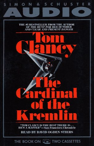 The Cardinal of the Kremlin, Tom Clancy