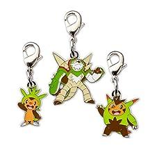 Chespin Quilladin Chesnaught Pokémon Minis (Evo 3 Pack)
