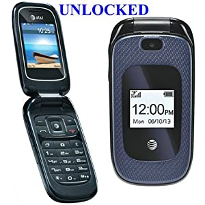 Brand New Factory Unlocked Z222 GSM Flip Basic Phone Bluetooth 3G AT&T T-Mobile