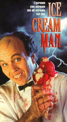 Ice Cream Man [VHS] [Import]