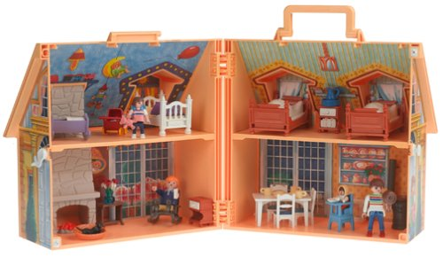 Playmobil - My Take Along Dolls House 5763