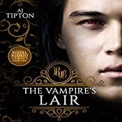 The Vampire's Lair: Royal Blood, Book 2 | AJ Tipton