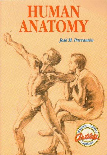 Human Anatomy (Watson-Guptill Artist's Library)