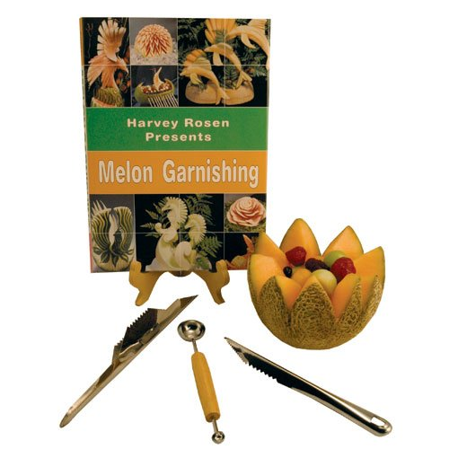 Melon Garnishing Set