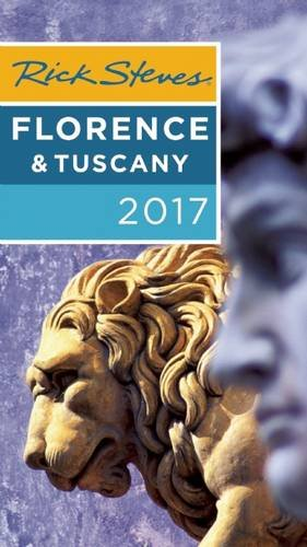 Rick Steves Florence and Tuscany 2015-ExLibrary