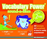 Vocabulary Power: Sound-A-Likes