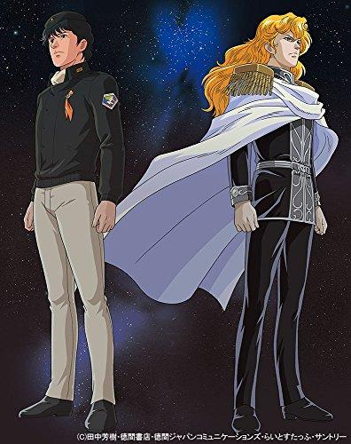 銀河英雄伝説 Blu-ray Vol.19