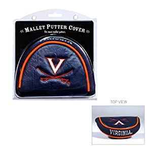 Brand New Virginia Cavaliers NCAA Putter Cover - Mallet by Things for You