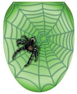 Toilet Tattoos Spider Web Design