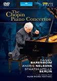 Chopin: Piano Concertos (Symphony In E Minor/ Chopin Piano Concertos/ Valse Brilliante) [DVD] [2011] [NTSC]