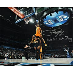 Paul George Indiana Pacers Autographed 16