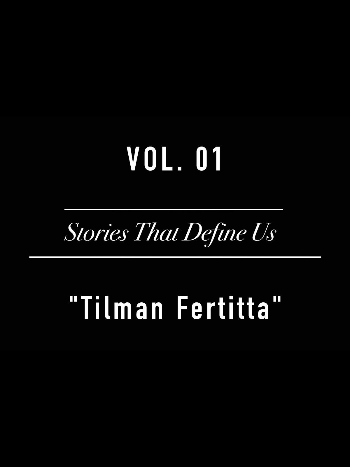 Stories That Define Us Vol. 01