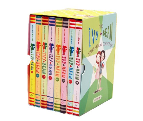 Ivy and Bean Super Special Collection (Books 1-8)