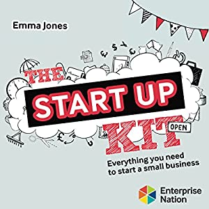 The Start-up Kit Audiobook