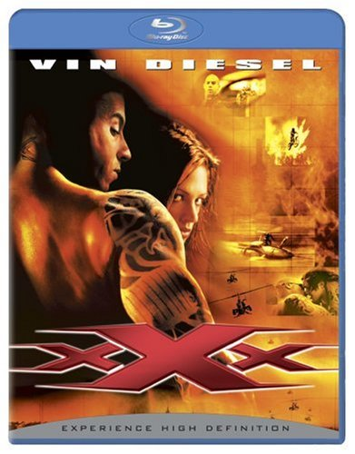 Cover art for  XXX [Blu-ray]