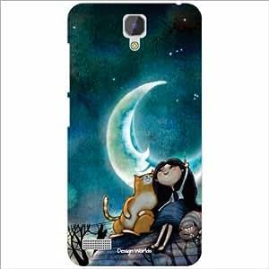 Design Worlds - Redmi Note Prime Designer Back Cover Case - Multicolor Phon...