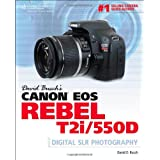 David Busch's Canon EOS Rebel T2i/550D Guide to Digital SLR Photographyby David Busch