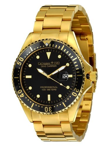 Calvaneo Dive Carrier Gold
