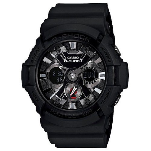 Casio G-Shock GA201-1A Watch