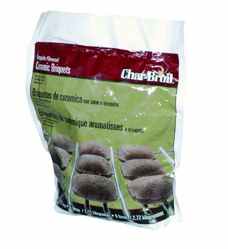 Char-Broil 2784775 Mesquite Ceramic Briquets