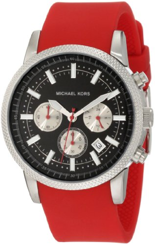 Michael Kors Watches Scout (Red)