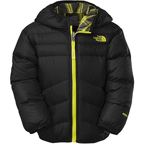The North Face Toddler Reversible Moondoggy Jacket (Tnf Black) 5