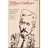 "William Faulkner: A Critical Study (Phoenix Books)von ""Irving Howe"""